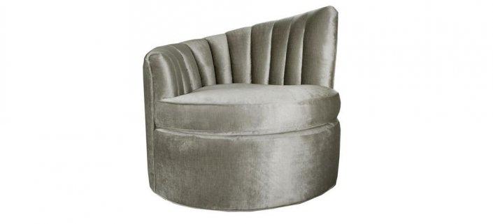 Bally Chair Silver