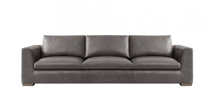Bella Leather Sofa