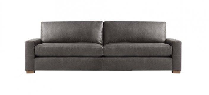 Dante Leather Sofa