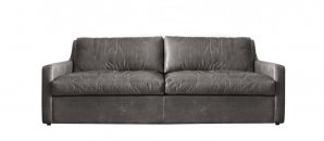 Loris Leather Sofa