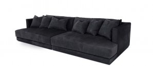 Orion Media Sectional